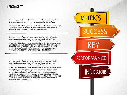 KPI Presentation Concept, Slide 2, 02729, Business Models — PoweredTemplate.com