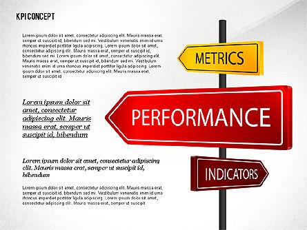 KPI Presentation Concept, Slide 3, 02729, Business Models — PoweredTemplate.com