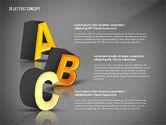 3D Letters#11