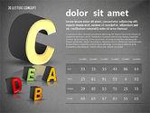 3D Letters#16