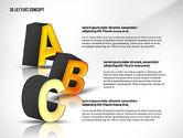 3D Letters#3