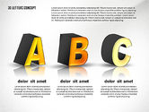 3D Letters#6