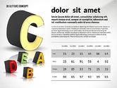 3D Letters#8