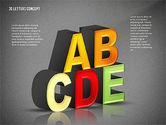 3D Letters#9