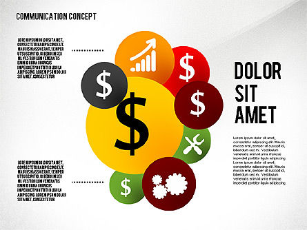 Communication Presentation Concept Slide 2
