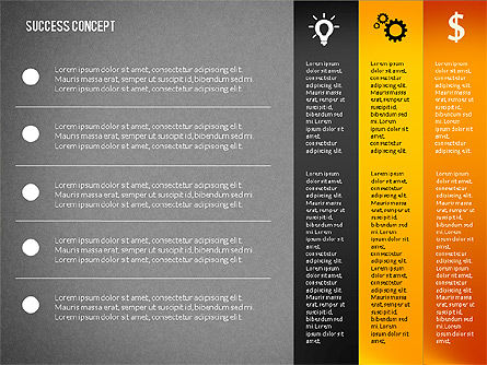 Strategy Execution Success Presentation Concept, Slide 16, 02739, Stage Diagrams — PoweredTemplate.com