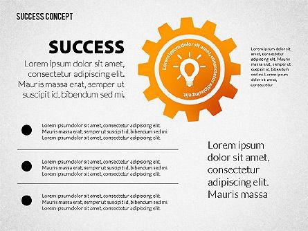 Strategy Execution Success Presentation Concept Slide 2