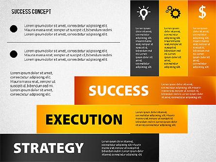 Strategy Execution Success Presentation Concept Slide 4