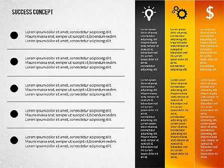 Strategy Execution Success Presentation Concept, Slide 8, 02739, Stage Diagrams — PoweredTemplate.com