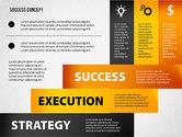 Strategy Execution Success Presentation Concept#4