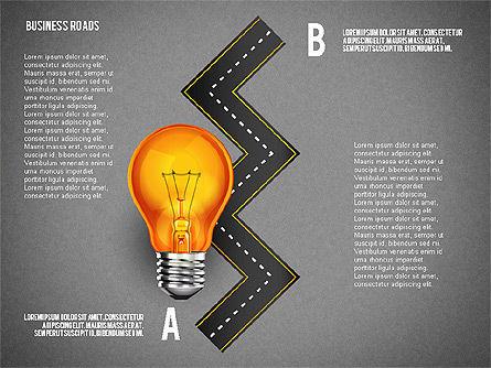 Alternate Solutions and Ideas, Slide 14, 02741, Presentation Templates — PoweredTemplate.com