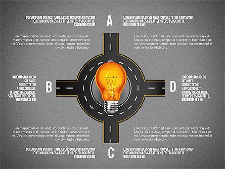 Alternate Solutions and Ideas, Slide 15, 02741, Presentation Templates — PoweredTemplate.com