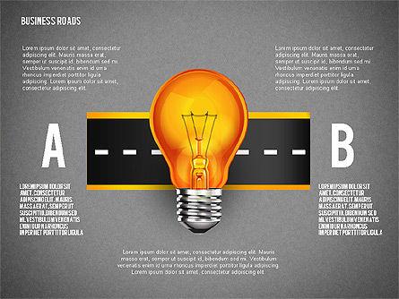 Alternate Solutions and Ideas, Slide 16, 02741, Presentation Templates — PoweredTemplate.com