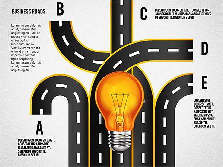 Alternate Solutions and Ideas, Slide 4, 02741, Presentation Templates — PoweredTemplate.com