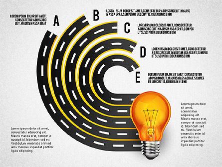 Alternate Solutions and Ideas, Slide 5, 02741, Presentation Templates — PoweredTemplate.com