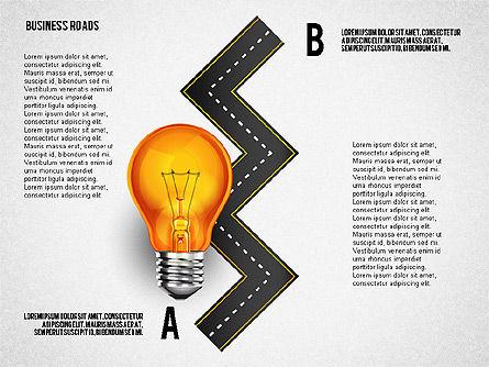 Alternate Solutions and Ideas, Slide 6, 02741, Presentation Templates — PoweredTemplate.com