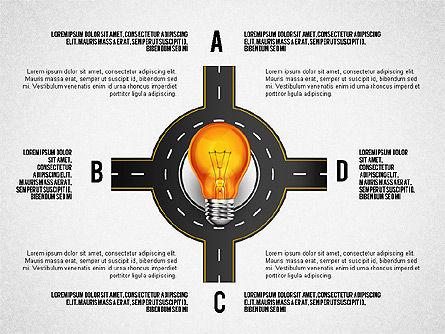 Alternate Solutions and Ideas, Slide 7, 02741, Presentation Templates — PoweredTemplate.com