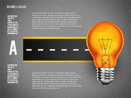 Alternate Solutions and Ideas, Slide 9, 02741, Presentation Templates — PoweredTemplate.com