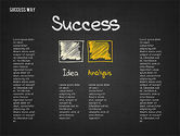 Way to Success Concept#10