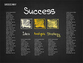 Way to Success Concept#11