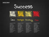 Way to Success Concept#12