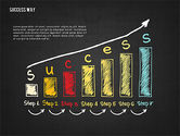 Way to Success Concept#14