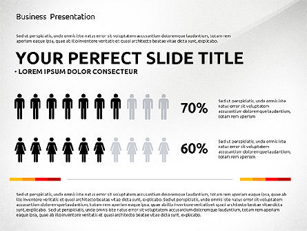 Professional Team Presentation Template, Slide 4, 02744, Presentation Templates — PoweredTemplate.com