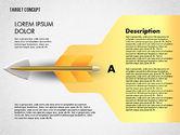 Presentation Templates: Hitting Target Presentation Concept #02746