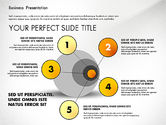 Business Models: Simple Business Presentation Template #02747