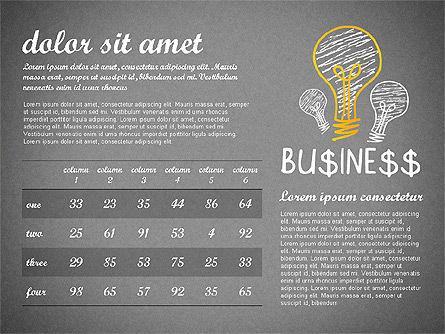 Team Presentation Concept, Slide 10, 02755, Presentation Templates — PoweredTemplate.com