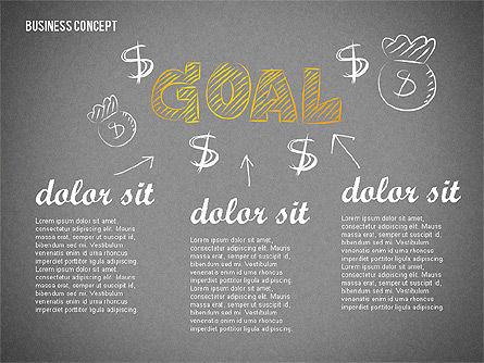 Team Presentation Concept, Slide 13, 02755, Presentation Templates — PoweredTemplate.com