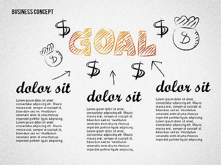 Team Presentation Concept, Slide 5, 02755, Presentation Templates — PoweredTemplate.com