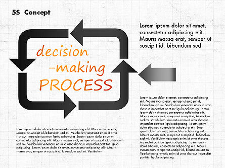 5S Diagram Concept, Slide 7, 02760, Business Models — PoweredTemplate.com
