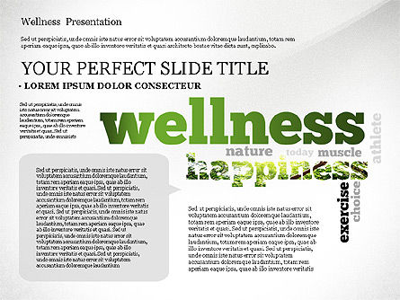 Wellness word cloud presentation template for powerpoint wellness word cloud presentation template slide 2 02765 presentation templates poweredtemplate toneelgroepblik Choice Image