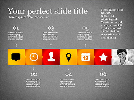 Modern Financial Presentation Template, Slide 12, 02766, Presentation Templates — PoweredTemplate.com