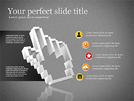 Modern Financial Presentation Template, Slide 13, 02766, Presentation Templates — PoweredTemplate.com