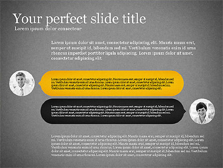 Modern Financial Presentation Template, Slide 14, 02766, Presentation Templates — PoweredTemplate.com