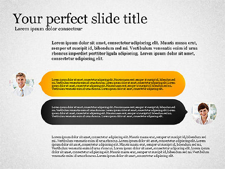 Modern Financial Presentation Template, Slide 6, 02766, Presentation Templates — PoweredTemplate.com