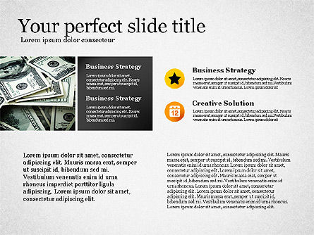 Modern Financial Presentation Template, Slide 7, 02766, Presentation Templates — PoweredTemplate.com
