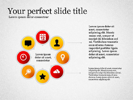 Modern Financial Presentation Template, Slide 8, 02766, Presentation Templates — PoweredTemplate.com