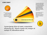 Business Concept Shapes Collection#4