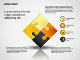 Business Concept Shapes Collection#8