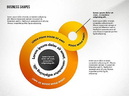 Process Concept Charts, Slide 3, 02776, Process Diagrams — PoweredTemplate.com