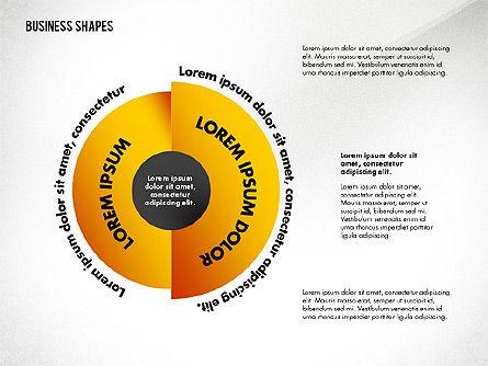 Process Concept Charts, Slide 4, 02776, Process Diagrams — PoweredTemplate.com