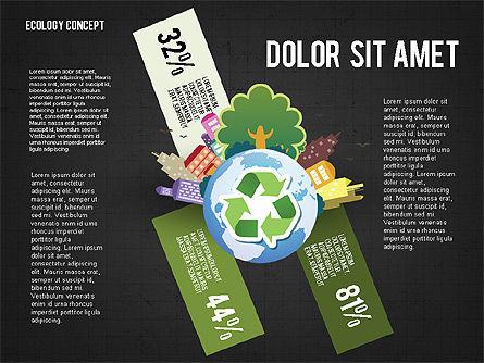 Recycling Presentation Concept, Slide 11, 02779, Presentation Templates — PoweredTemplate.com