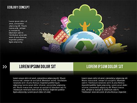 Recycling Presentation Concept, Slide 13, 02779, Presentation Templates — PoweredTemplate.com