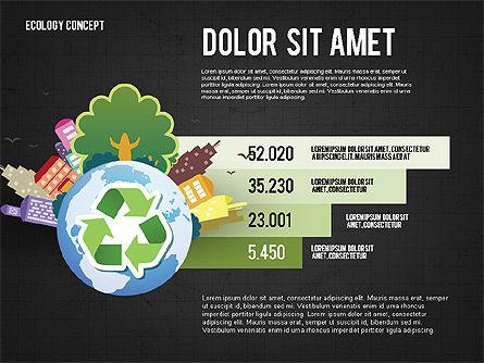 Recycling Presentation Concept, Slide 14, 02779, Presentation Templates — PoweredTemplate.com