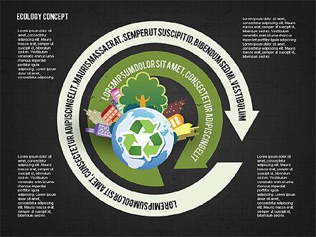 Recycling Presentation Concept, Slide 16, 02779, Presentation Templates — PoweredTemplate.com