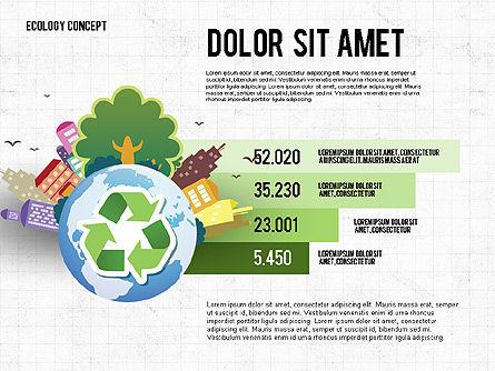 Recycling Presentation Concept, Slide 6, 02779, Presentation Templates — PoweredTemplate.com