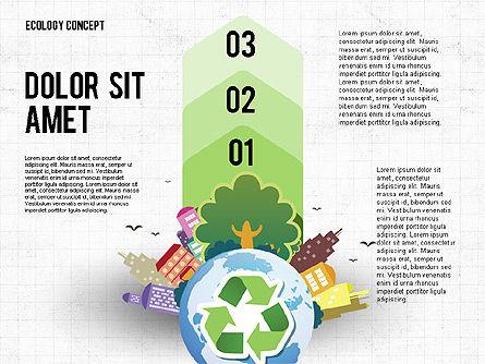 Recycling Presentation Concept, Slide 7, 02779, Presentation Templates — PoweredTemplate.com